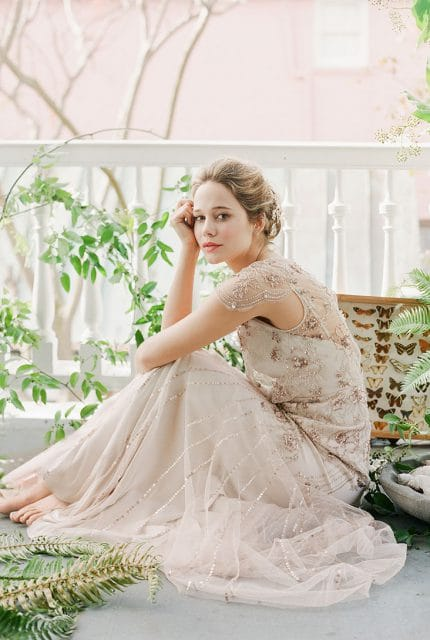 Charleston Weddings Spring Fashion Editorial