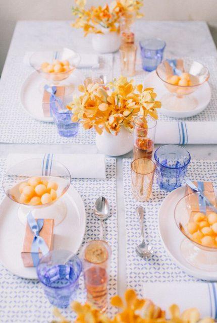 Yellows & Oranges